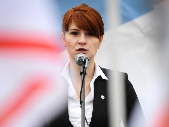 Задержанная вСША русская шпионка поведала обисточниках своего снобжения деньгами
