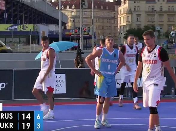 Україна перемогла Московію і стала тріумфатором етапу баскетбольної Ліги націй