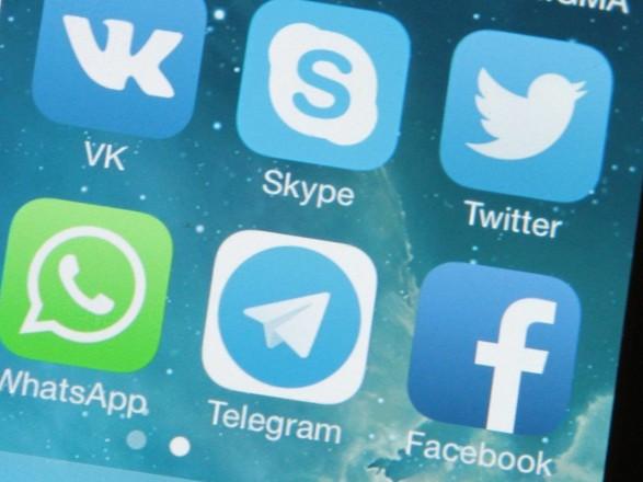 Проблеми з роботою Telegram, Twitter та Facebook продовжуються, збій стався і у Skype