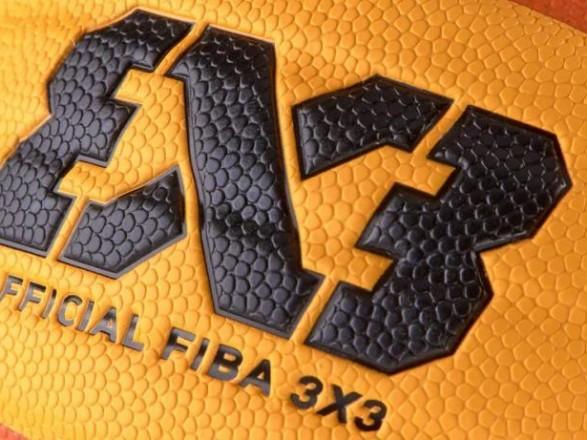 Україна піднялася на друге місце в світовому рейтингу баскетболу 3х3