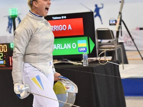 Шаблістка Харлан втретє в кар'єрі здобула Кубок світу