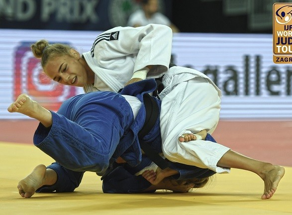 Дзюдоїсти Білодід та Зантарая виграли медалі