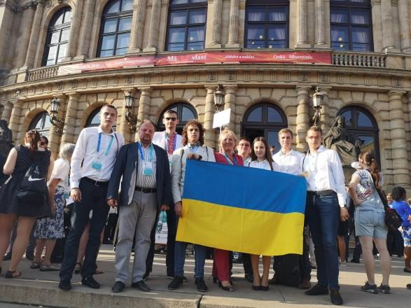 Українці на міжнародній олімпіаді з хімії виграли