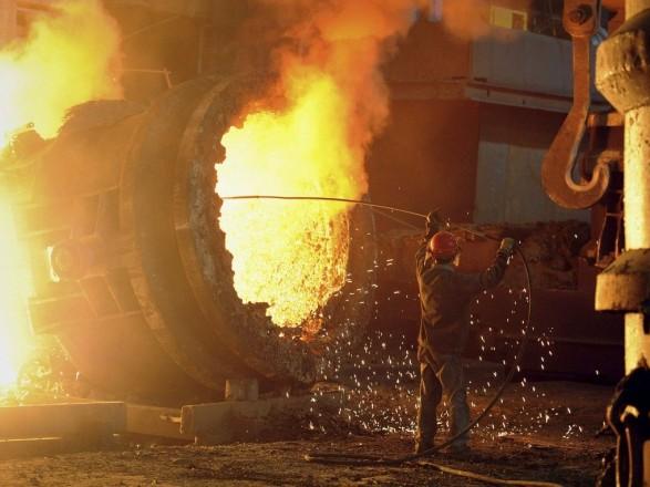Україна покращила позицію в рейтингу виробників сталі
