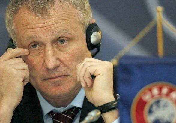 Суркіс, який лобіює інтереси Московії, не має представляти Україну в УЄФА - політолог