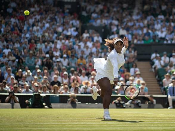 Титулована тенісистка Вільямс зазнала найбільш розгромної поразки у кар'єр