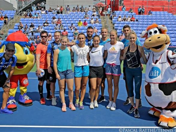 Світоліна незмогла вийти у фінал престижного тенісного турніру вМонреалі