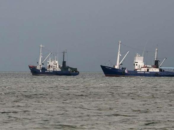 Росія загострює ситуацію у Чорному та Азовському морях – ВМС