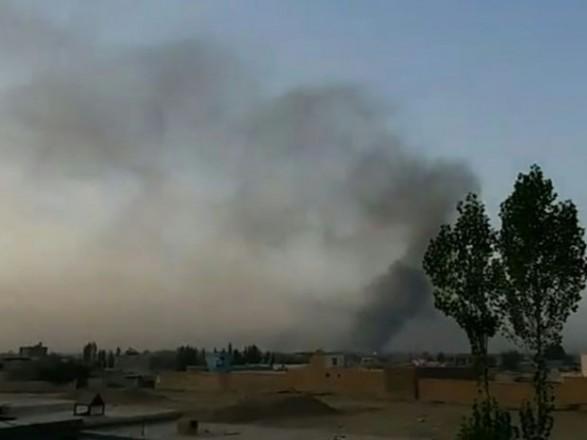 Талибы попытались атаковать столицу афганской провинции