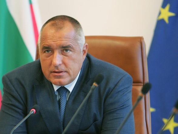 Прем'єр Болгарії закликав політиків не допустити військовий конфлікт в чорноморському регіоні