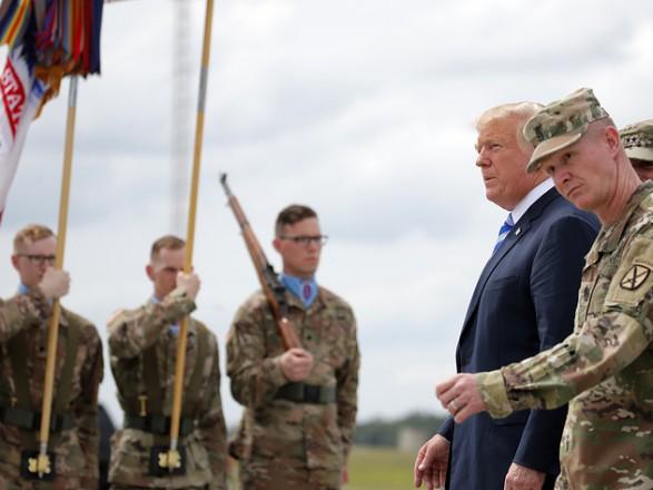 Трамп підписав оборонний бюджет на 2019 фінансовий рік, який передбачає допомогу Україні