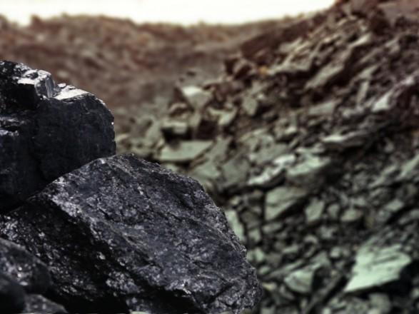 Україна наростила запаси вугілля на 5%