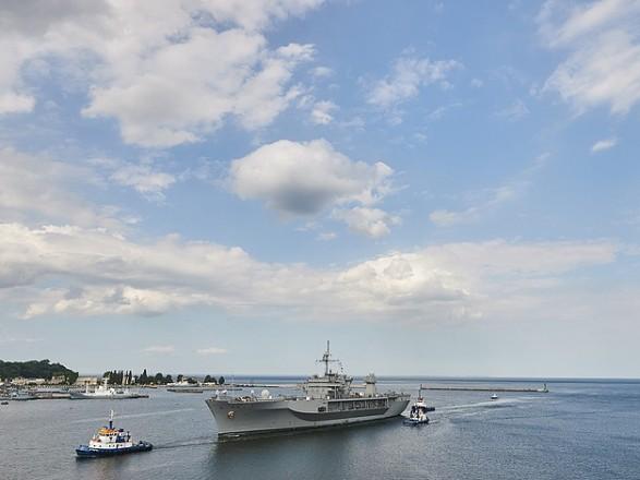 США хочуть частіше проводити військові навчання в Чорному морі за участю України та Грузії