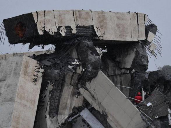 Обвал мосту в Італії: загинули 35 осіб