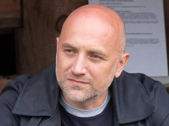 Російського письменника Прилєпіна внесли до списку небажаних осіб в Україні