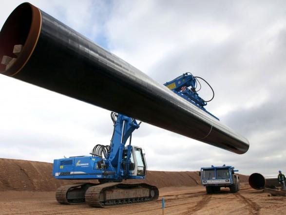 У Nord Stream 2 заявили, що немає перешкод для будівництва газопроводу