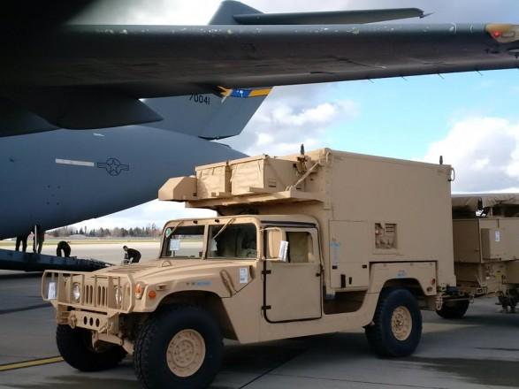 США передали Україні новітню військову техніку