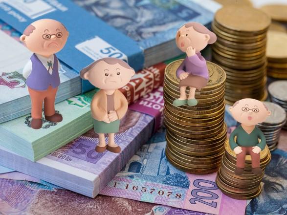 У Пенсійному фонді відзвітували про фінансування пенсій за серпень