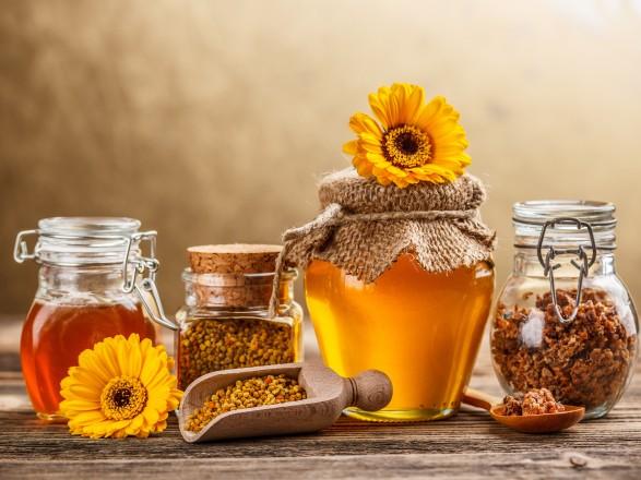 Україна посідає п'яте місце у світі за обсягом виробництва меду