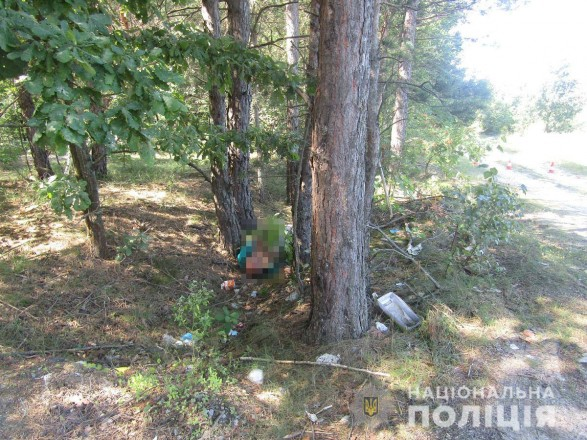 ... Закривавлене тіло чоловіка знайшли біля цвинтаря у Житомирі 9881285c1247f