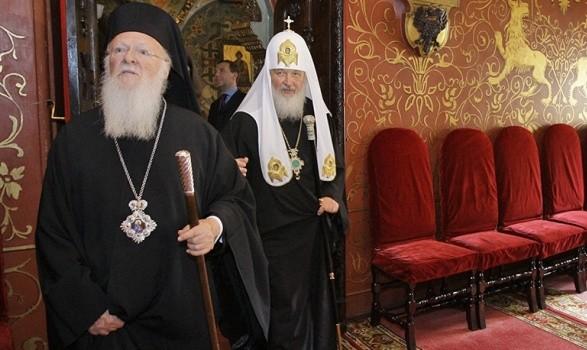 У МЗС прокоментували візит патріарха РПЦ до Константинополя