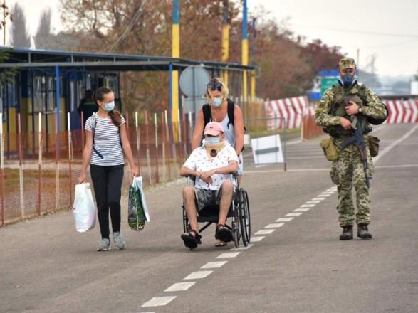 Близько 50 людей виїхали з Криму на Херсонщину через хімвикиди