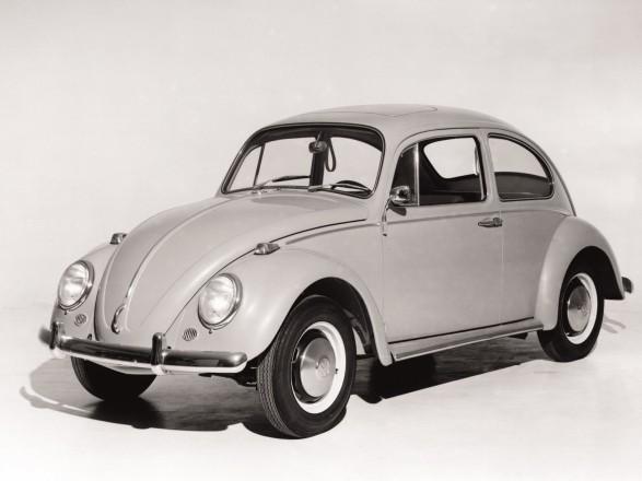 Кінець легенди: Volkswagen припинить випуск Жуків