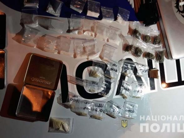 В столице задержали гражданина России с расфасованными наркотиками