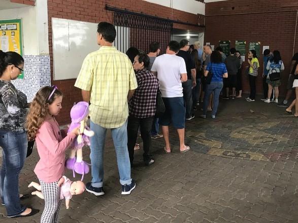 Вибори в Бразилії: в ході голосування затримали 134 людини