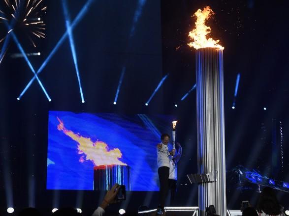 Запалено вогонь юнацьких Олімпійських ігор в Буенос-Айресі