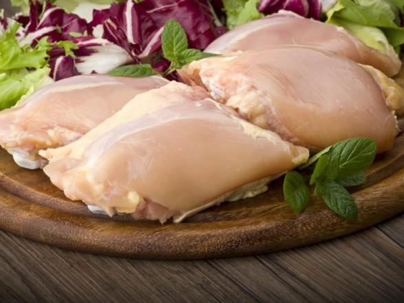 Україна збільшила експорт курятини