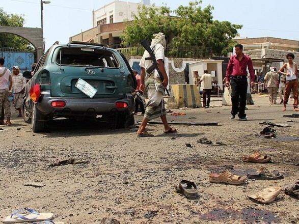 Картинки по запросу На западе Йемена в результате терактов погибло более 20 человек