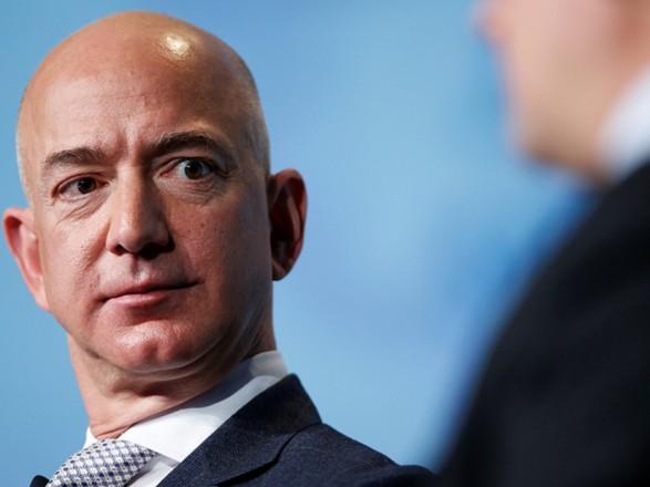 Глава і засновник компанії Amazon Джефф Безос все ще залишається  найбагатшою людиною в світі 3196588e330a8