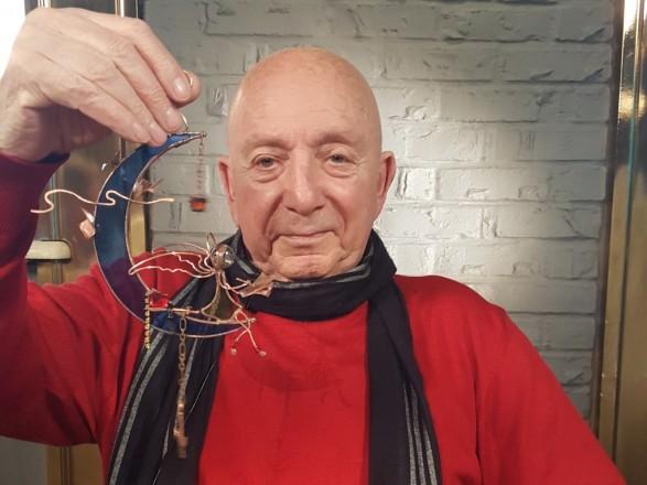 Помер Давид Черкаський: стали відомі дата і місце похорону художника-мультиплікатора