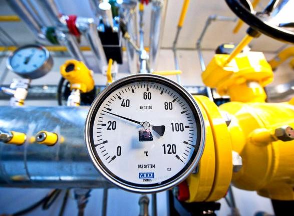 Україна увійшла влистопад зрекордними запасами газу всховищах