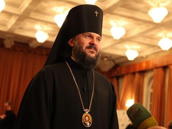 Ректора Московской духовной академии не пустили в Украину