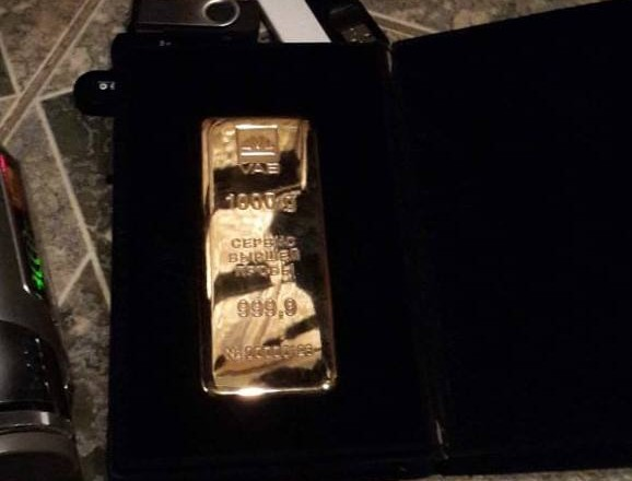 У матері Бережної під час обшуків знайшли злиток золота і лист до Лаврова