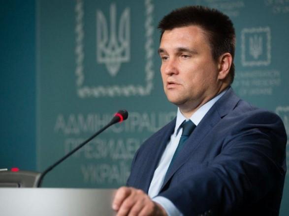 Клімкін розповів про плани України зміцнювати військову співпрацю з США