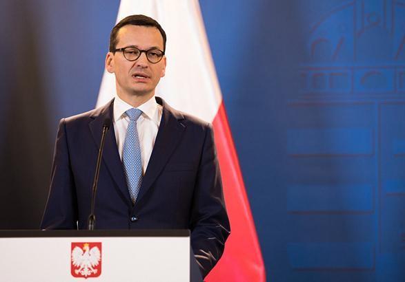 """Прем'єр Польщі заявив про загрозу наступу на Україну після запуску """"Північного потоку-2"""""""