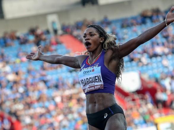 Колумбійка Ібаргуен визнана кращою легкоатлеткою 2018 року
