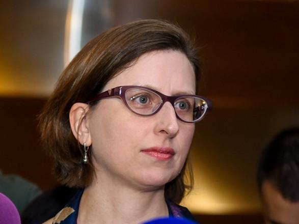 В Україну прибула заступниця міністра оборони США
