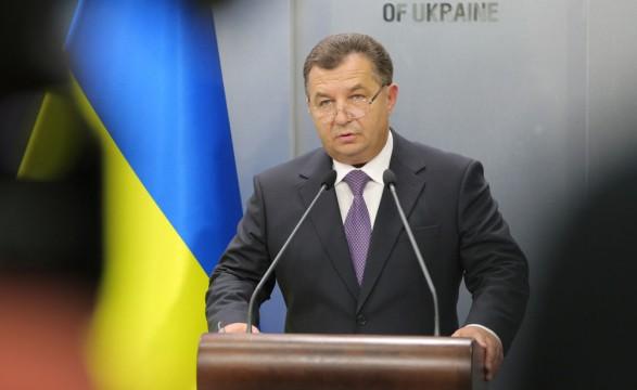 Полторак: ВМС України продовжать проходити через Керченську протоку