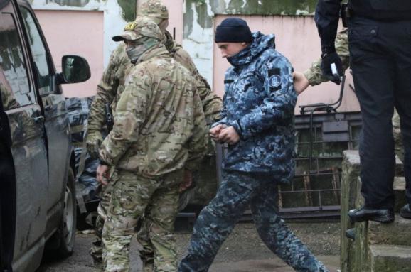У Європарламенті закликали Путіна звільнити українських моряків