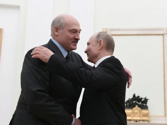 """Результат пошуку зображень за запитом """"Лукашенко подарував Путіну на Новий рік 4 мішки картоплі й сало (фото)"""""""