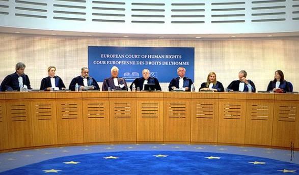 Україна направила до ЄСПЛ повноцінну заяву через ситуацію наАзові