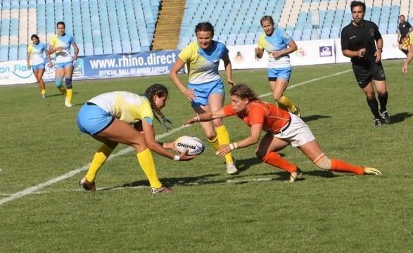 Украина стала хозяином этапа чемпионата Европы по регби