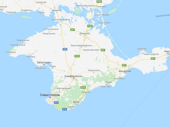 Google Map Of Russia.The Ministry Of Foreign Affairs Explained Why On Google Maps The