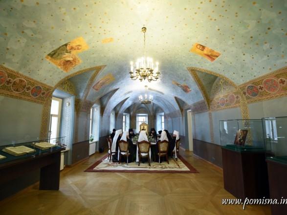 Решение Синода ПЦУ: Филарет будет руководить Киевской епархией