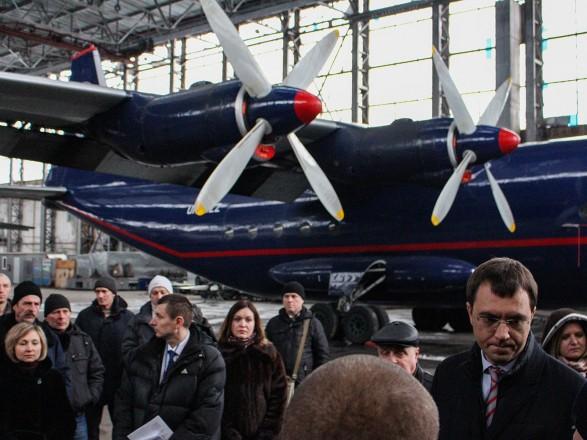 Білоцерківський аеропорт може стати лідером європейської вантажної авіації - Мінінфраструктури