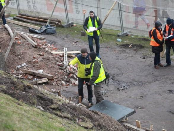 У Польщі через обвал стіни загинув українець
